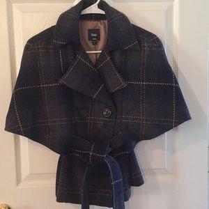 Gap Poncho-Style Coat